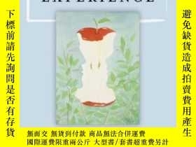 二手書博民逛書店The罕見Admissible Contents Of Experience-經驗可接受的內容Y436638