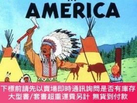 二手書博民逛書店Tinitin罕見In AmericaY256260 Herge Little, Brown Young Re