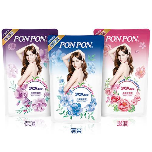 澎澎 沐浴乳(補充包) 700ml【新高橋藥妝】3款供選