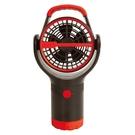 【速捷戶外】CM-27315 美國Coleman 杯架小電扇( 紅),杯座風扇,迷你風扇,露營吊扇涼風扇