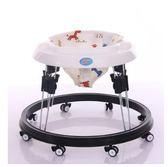 嬰兒學步車6-7-18個月寶寶助步車多功能防側翻可摺疊學行玩具車WY免運直出 交換禮物
