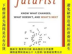 二手書博民逛書店Think罕見Like a Futurist: Know What Changes, What Doesn t,