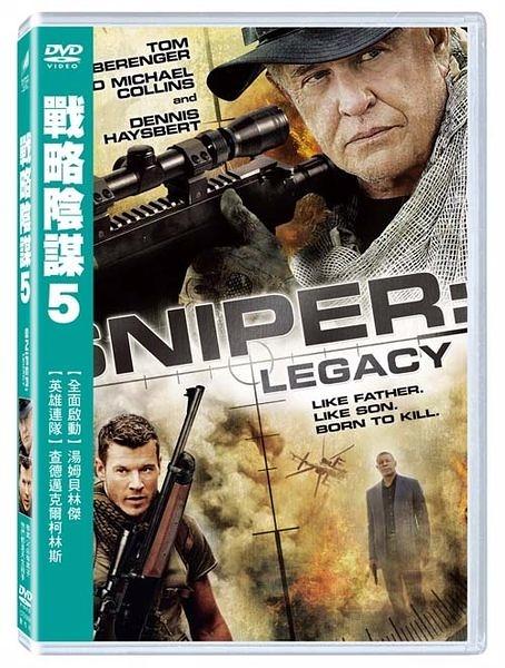【停看聽音響唱片】【DVD】戰略陰謀5