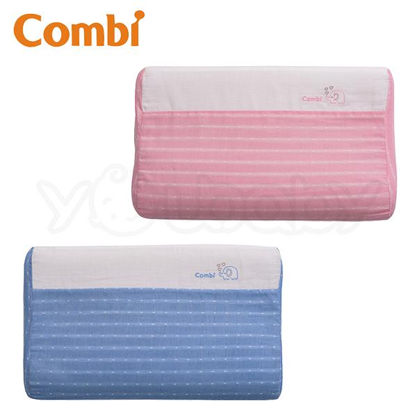 康貝 Combi 和風紗透氣兒童枕
