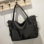 女士包包 女生包包 韓版新款女包 尼龍防水包 牛津布大包 時尚簡約手提包 女單肩包 女款旅行包袋