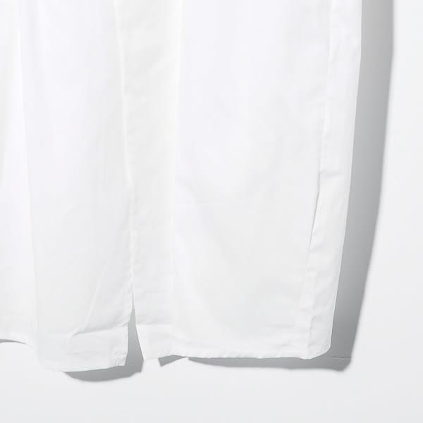 【Dailo】貓咪印花開叉長版上衣-2色