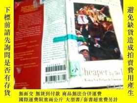 二手書博民逛書店英法德意等外文原版罕見Cheaper By The Dozen (perennial Classics)2002
