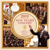 【停看聽音響唱片】【CD】克里斯提安.提勒曼&維也納愛樂/2019維也納新年音樂會 (2CD)