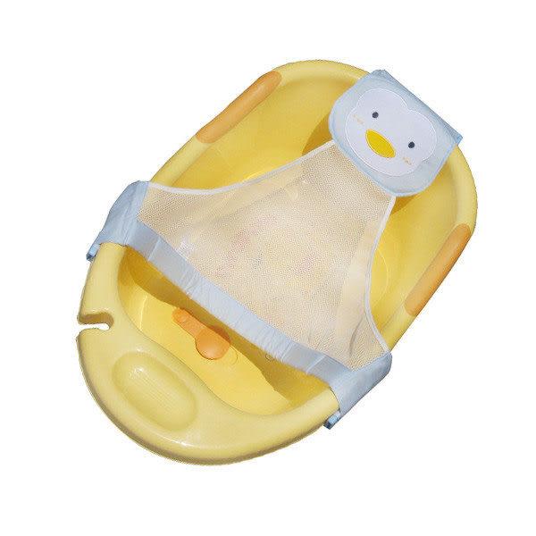 【奇買親子購物網】PUKU 可調式安全浴網