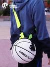 籃球袋 籃球爪籃球收納袋球托展示臺便攜式球抓運動訓練網兜球袋兒童學生