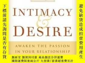 二手書博民逛書店Intimacy罕見& Desire-親密與欲望Y436638 David Schnarch; D... Be