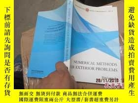 二手書博民逛書店numerical罕見methods for exterior
