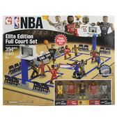 C3 TOYS NBA 精英球員全場積木套組 21542