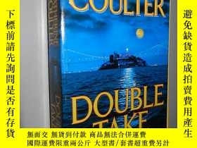 二手書博民逛書店Double罕見Take: An FBI Thriller by