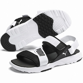 PUMA JS Trail Sandal男款白色織布涼鞋-NO.37248802