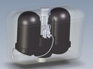 【麗室衛浴】省水大王  適合營業場所使用頻繁地方 .一般馬桶均適用替你省大錢