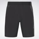 REEBOK EPIC LIGHTWEIGHT 男裝 短褲 訓練 休閒 透氣 拉鍊側袋 黑【運動世界】GJ6317