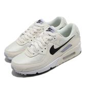 Nike 休閒鞋 Wmns Air Max 90 米白 黑 女鞋 裸色系 氣墊 運動鞋【ACS】 CZ6221-100