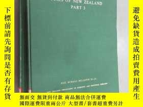 二手書博民逛書店外文書罕見SOILS OF NEW ZEALAND PART 1968 (2、3)共2冊 精裝本Y15969