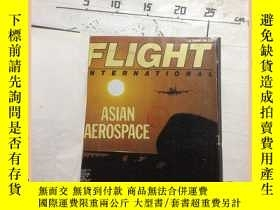 二手書博民逛書店flight罕見international 1990 vol 1