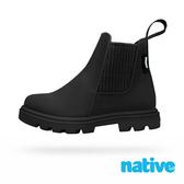 native 大童鞋 KENSINGTON 小肯辛頓短靴-時尚黑