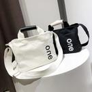 大包包女新款潮韓版百搭手提包時尚側背大容量帆布托特包 新品