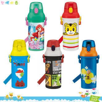 史努比小小兵 保溫保冷水壺 不鏽鋼保冷保溫瓶 共2款 每款三色隨機出貨 480ML 日本進口正版 040749