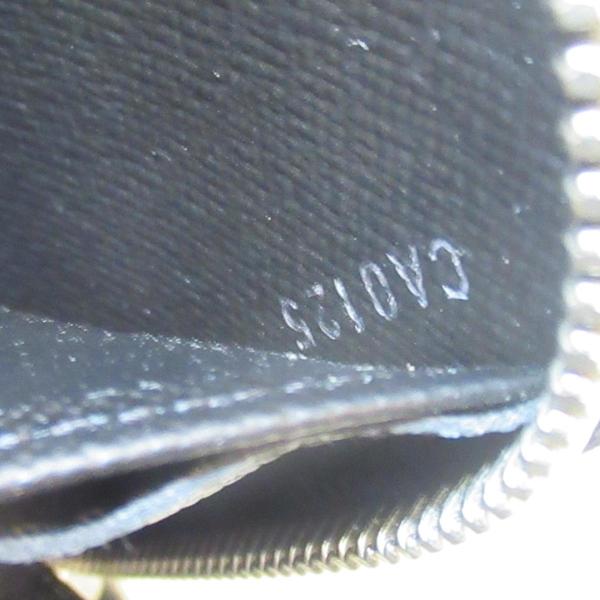 LOUIS VUITTON 路易威登 黑色水波紋Epi Electric長夾 Zippy Wallet M6007N BRAND OFF