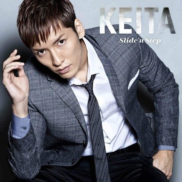 KEITA  Slide 'n' Step 普通盤 CD  (購潮8)