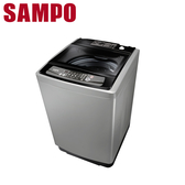 【SAMPO聲寶】15公斤定頻單槽洗衣機ES-H15F(K1)