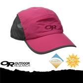 【Outdoor Research 美國 Swift cap 透氣快乾棒球帽《桃紅/深灰》】80600-95B/鴨舌帽/防曬