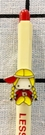 【震撼精品百貨】彼得&吉米Patty & Jimmy~三麗鷗 彼得&吉米自動鉛筆-紅*12742