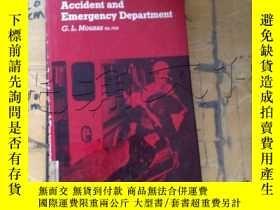 二手書博民逛書店a罕見Handbook for the Accident and
