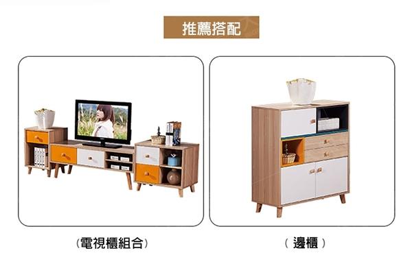 【大熊傢俱】ZH 1006 北歐大茶几 北歐 簡約 茶几 電視櫃 低櫃 收納櫃 置物櫃 繽紛色系 客廳