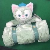 香港迪士尼 畫家貓毛捲毯