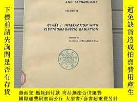 二手書博民逛書店treatise罕見on materials science and technology volume 12 g
