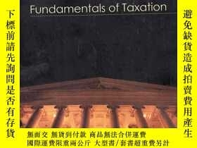 二手書博民逛書店FUNDAMENTALS罕見OF TAXATION【825】Y1