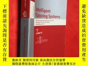 二手書博民逛書店Intelligent罕見Tutoring Systems: 1
