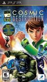 PSP Ben 10: Ultimate Alien 少年駭客:終極異形 宇宙毀滅(美版代購)