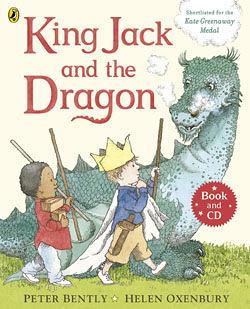 【麥克書店】KING JACK AND THE DRAGON/BKCD