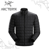 【ARC TERYX 始祖鳥 RICO JACKET 男 羽絨外套《黑》】16116/保暖外套/防寒外套/防風夾克