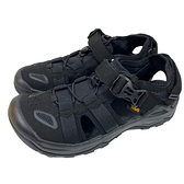(C8)TEVA 男鞋 運動涼鞋Omnium Faux Suede 護趾水陸機能 雨鞋 水鞋TV1116202BLK全黑 [陽光樂活]