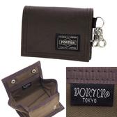 日標PORTER 零錢包鑰匙包NZP41