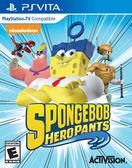 PSV Spongebob Hero Pants The Game 2015 海綿寶寶:英雄褲子 2015(美版代購)