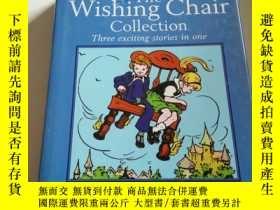 二手書博民逛書店THE罕見Wishing chair collection(英文