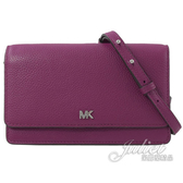 茱麗葉精品【全新現貨】MICHAEL KORS CROSSBODIES WOC斜背小包.石榴色
