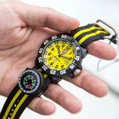 LUMINOX 雷明時 Navy SEAL Colormark 曙光乍現經典海軍腕錶 44mm 3955.SET 熱賣中!