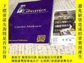 二手書博民逛書店英文原版罕見Effective Libraries in int