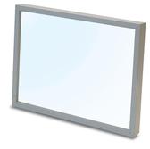 108P直立框(白)  /18.2*25.7cm/Yanoman/木框/日本進口
