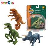 玩具反斗城 【Animal Zone】 發條玩具-小恐龍(隨機出貨)